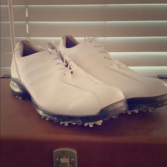 Adidas Adipure Golf Shoes (Size 11)